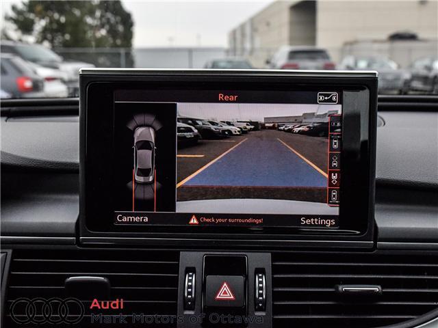2018 Audi A6 2.0T Technik (Stk: 90385) in Nepean - Image 22 of 25