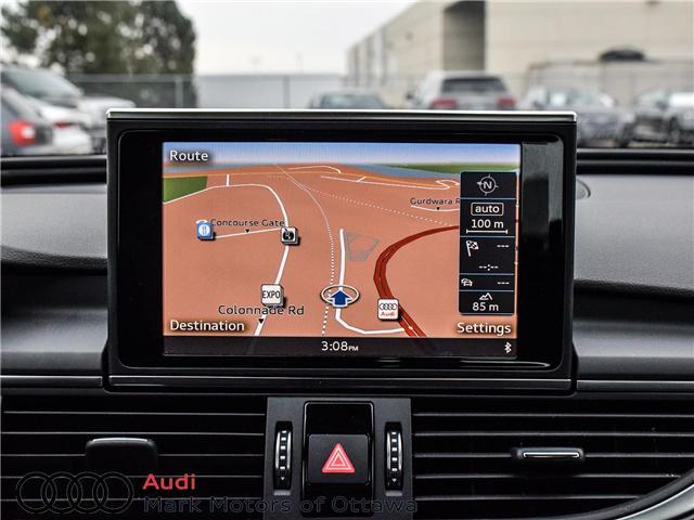 2018 Audi A6 2.0T Technik (Stk: 90385) in Nepean - Image 23 of 25
