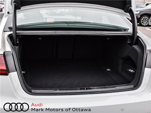 2018 Audi A6 2.0T Technik (Stk: 90385) in Nepean - Image 25 of 25