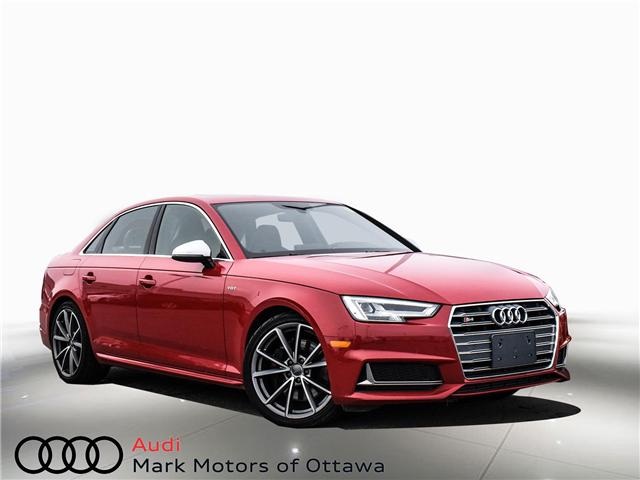 2018 Audi S4 3.0T Technik (Stk: 90395) in Nepean - Image 1 of 28