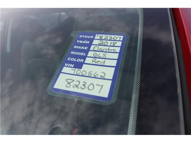 2018 Hyundai Elantra GLS (Stk: 82307) in Saint John - Image 2 of 3