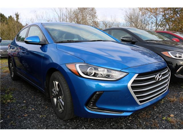2018 Hyundai Elantra GL SE (Stk: 82179) in Saint John - Image 1 of 3