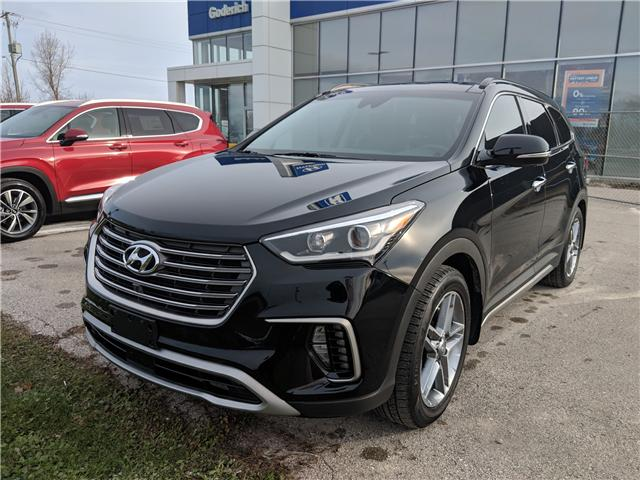 2018 Hyundai Santa Fe XL Ultimate (Stk: 80309) in Goderich - Image 1 of 9