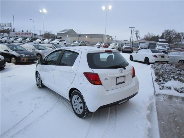 2016 Toyota Yaris LE (Stk: 1812531 ) in Regina - Image 2 of 24