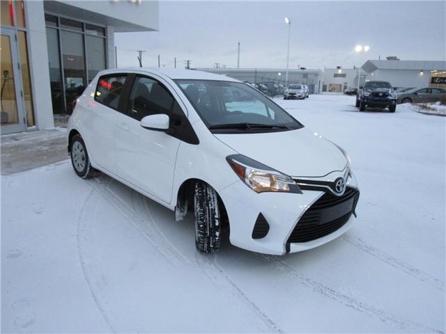 2016 Toyota Yaris LE (Stk: 1812531 ) in Regina - Image 7 of 24