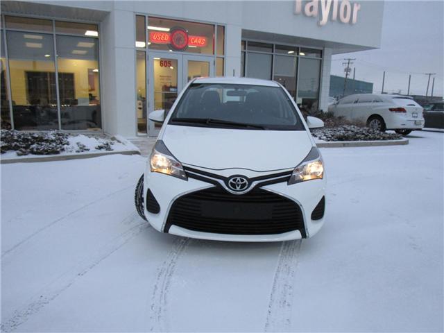 2016 Toyota Yaris LE (Stk: 1812531 ) in Regina - Image 8 of 24