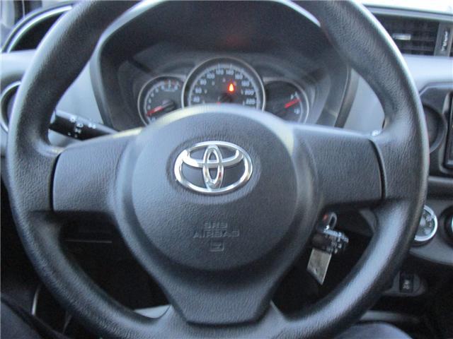 2016 Toyota Yaris LE (Stk: 1812531 ) in Regina - Image 14 of 24