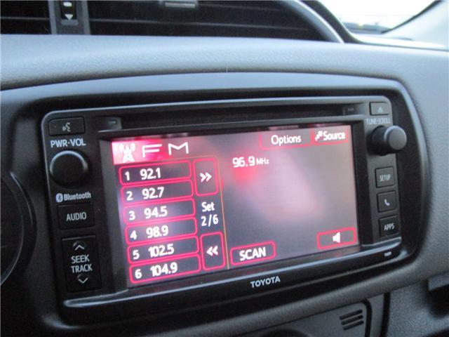 2016 Toyota Yaris LE (Stk: 1812531 ) in Regina - Image 15 of 24