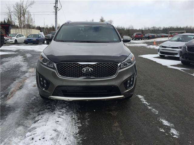 2018 Kia Sorento 3.3L SX (Stk: G398227) in Antigonish / New Glasgow - Image 3 of 17