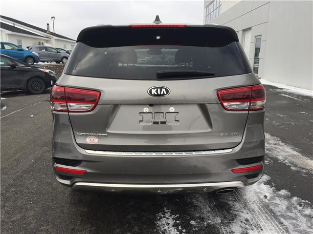 2018 Kia Sorento 3.3L SX (Stk: G398227) in Antigonish / New Glasgow - Image 7 of 17