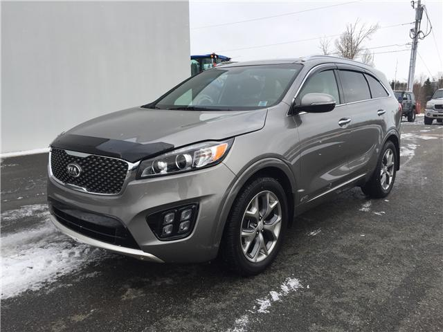 2018 Kia Sorento 3.3L SX (Stk: G398227) in Antigonish / New Glasgow - Image 2 of 17