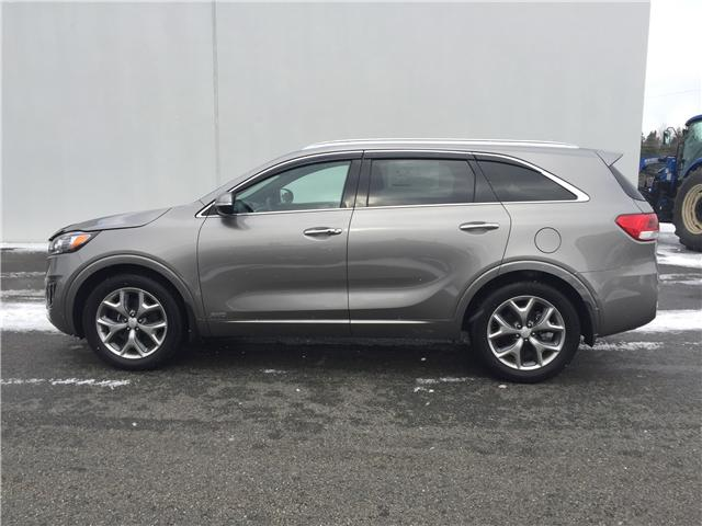 2018 Kia Sorento 3.3L SX (Stk: G398227) in Antigonish / New Glasgow - Image 1 of 17