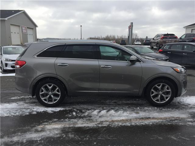 2018 Kia Sorento 3.3L SX (Stk: G398227) in Antigonish / New Glasgow - Image 5 of 17