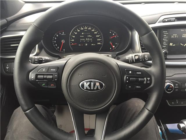 2018 Kia Sorento 3.3L SX (Stk: G398227) in Antigonish / New Glasgow - Image 15 of 17