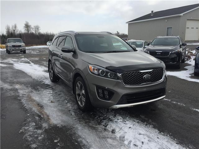 2018 Kia Sorento 3.3L SX (Stk: G398227) in Antigonish / New Glasgow - Image 4 of 17