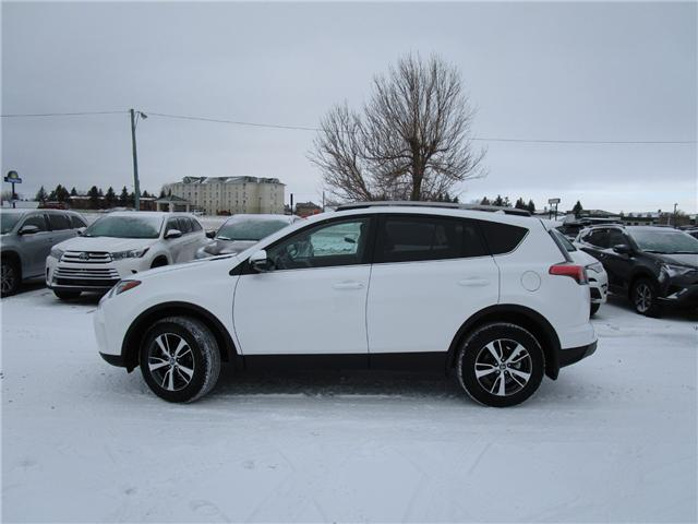 2018 Toyota RAV4 LE (Stk: 189279) in Moose Jaw - Image 2 of 31
