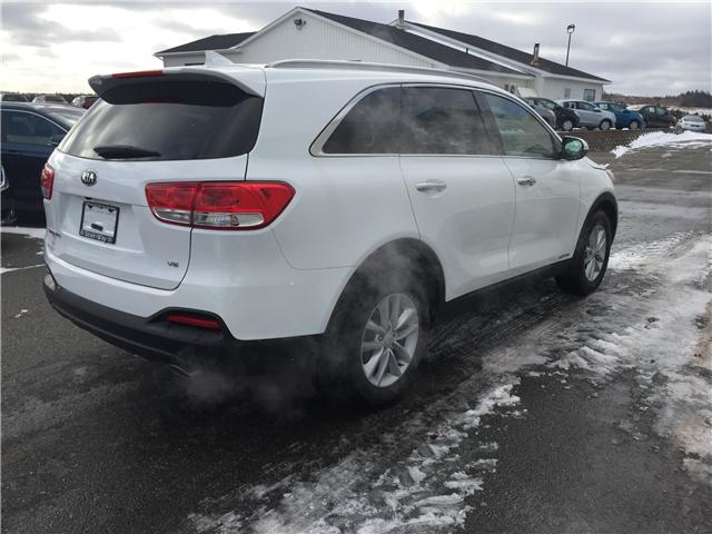 2018 Kia Sorento 3.3L LX (Stk: G383138) in Antigonish / New Glasgow - Image 8 of 16