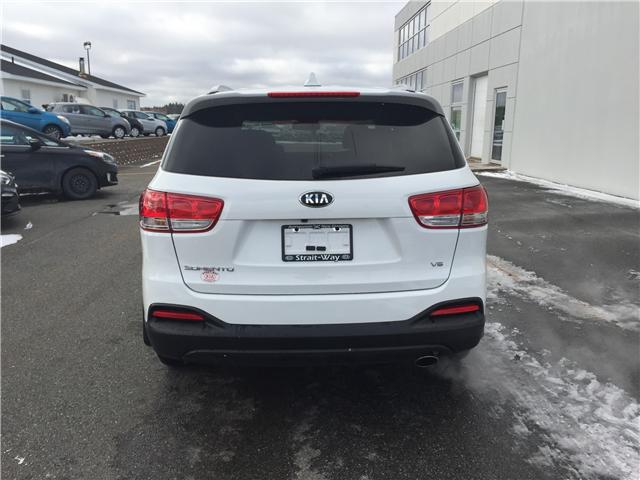 2018 Kia Sorento 3.3L LX (Stk: G383138) in Antigonish / New Glasgow - Image 7 of 16