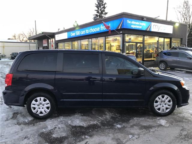 2015 Dodge Grand Caravan SE/SXT (Stk: 181710) in North Bay - Image 1 of 11