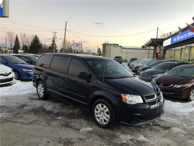 2015 Dodge Grand Caravan SE/SXT (Stk: 181710) in North Bay - Image 2 of 11