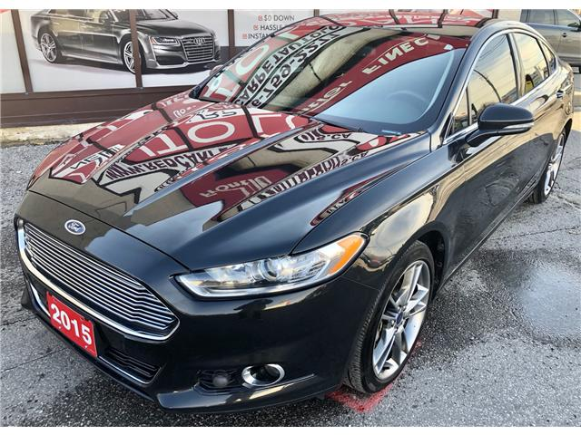 2015 Ford Fusion Titanium (Stk: 209697) in Toronto - Image 2 of 17