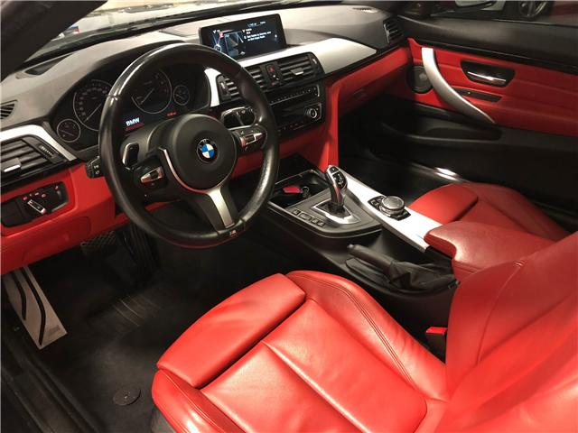 2016 BMW 435i xDrive (Stk: H9940) in Mississauga - Image 9 of 30