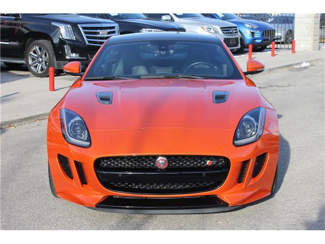 2016 Jaguar F-TYPE S (Stk: 16568) in Toronto - Image 2 of 27