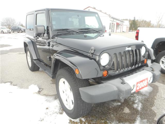2008 Jeep Wrangler Sahara (Stk: NC 3683) in Cameron - Image 2 of 8