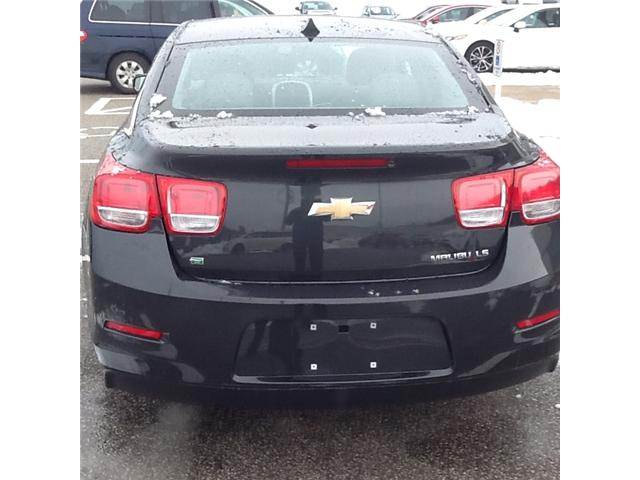 2014 Chevrolet Malibu LS (Stk: ) in Owen Sound - Image 3 of 4