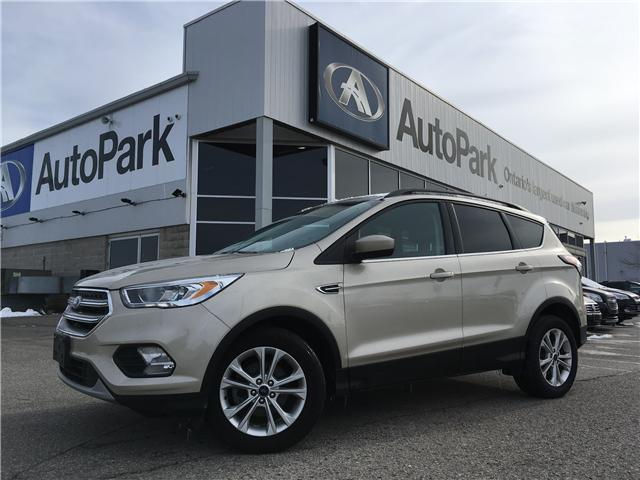2017 Ford Escape SE (Stk: 17-61188MB) in Barrie - Image 1 of 28