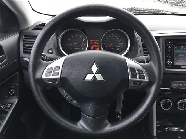 2017 Mitsubishi Lancer ES (Stk: 17-03426RJB) in Barrie - Image 18 of 25