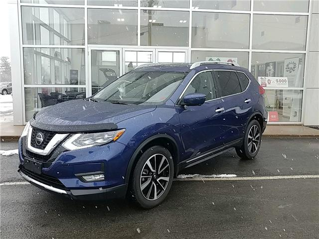 2018 Nissan Rogue SL w/ProPILOT Assist (Stk: 18046A) in New Minas - Image 1 of 28