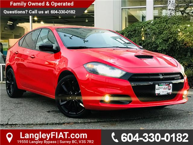 2016 Dodge Dart GT (Stk: LF008920AA) in Surrey - Image 1 of 30