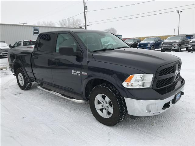 2016 RAM 1500 SLT (Stk: 8337A) in Wilkie - Image 1 of 23