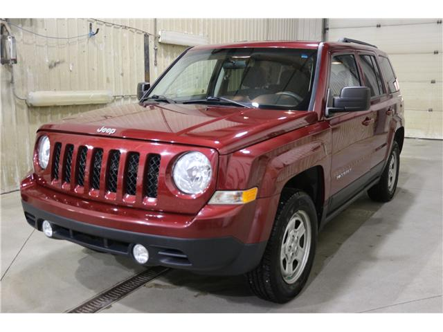 2013 Jeep Patriot Sport/North (Stk: JP021) in Rocky Mountain House - Image 1 of 22