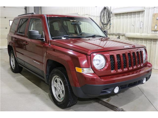 2013 Jeep Patriot Sport/North (Stk: JP021) in Rocky Mountain House - Image 3 of 22