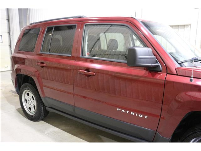 2013 Jeep Patriot Sport/North (Stk: JP021) in Rocky Mountain House - Image 4 of 22