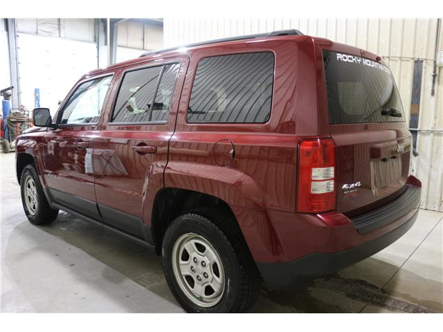 2013 Jeep Patriot Sport/North (Stk: JP021) in Rocky Mountain House - Image 6 of 22