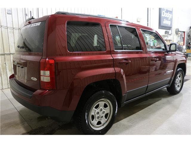 2013 Jeep Patriot Sport/North (Stk: JP021) in Rocky Mountain House - Image 7 of 22