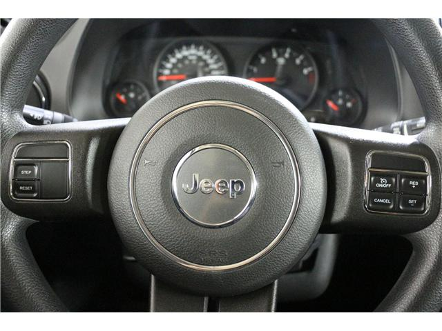 2013 Jeep Patriot Sport/North (Stk: JP021) in Rocky Mountain House - Image 19 of 22
