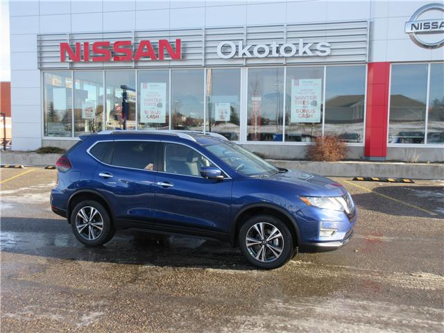 2019 Nissan Rogue SV (Stk: 8028) in Okotoks - Image 1 of 26