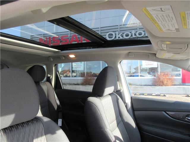 2019 Nissan Rogue SV (Stk: 8028) in Okotoks - Image 12 of 26