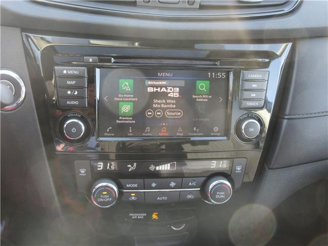 2019 Nissan Rogue SV (Stk: 8028) in Okotoks - Image 10 of 26