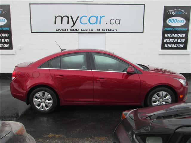 2014 Chevrolet Cruze 1LT (Stk: 181683) in North Bay - Image 1 of 13