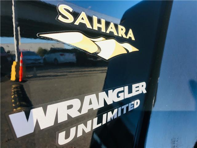2013 Jeep Wrangler Unlimited Sahara (Stk: LF009150A) in Surrey - Image 10 of 27