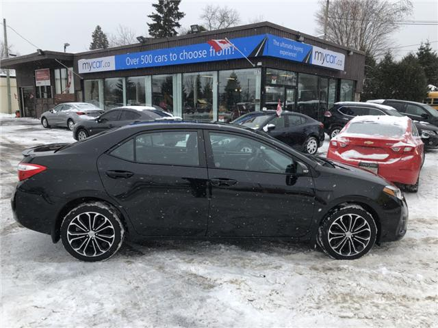 2015 Toyota Corolla S (Stk: 181824) in North Bay - Image 1 of 13