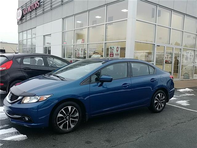 2014 Honda Civic EX (Stk: 19061A) in New Minas - Image 1 of 22