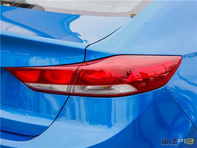 2017 Hyundai Elantra GL (Stk: Y1 2559) in Toronto - Image 10 of 24
