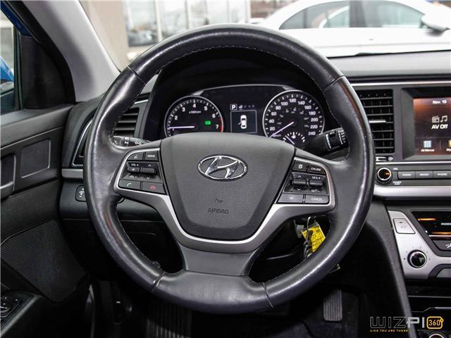 2017 Hyundai Elantra GL (Stk: Y1 2559) in Toronto - Image 17 of 24