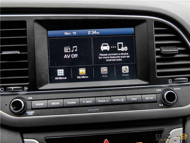 2017 Hyundai Elantra GL (Stk: Y1 2559) in Toronto - Image 22 of 24